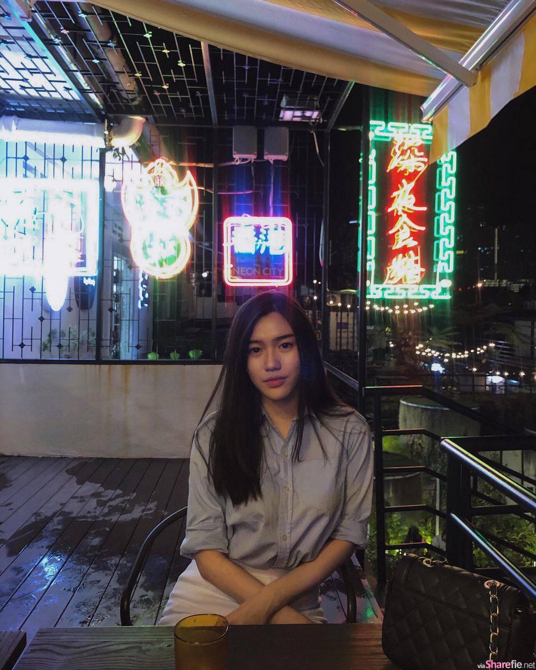 大馬正妹YinYan,氣質甜美