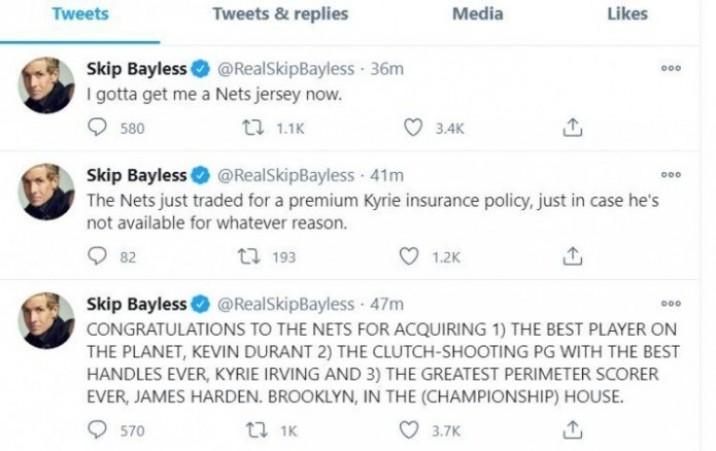 Skip:籃網現在同時擁有最強球員、最強控球手和最偉大外線得分手