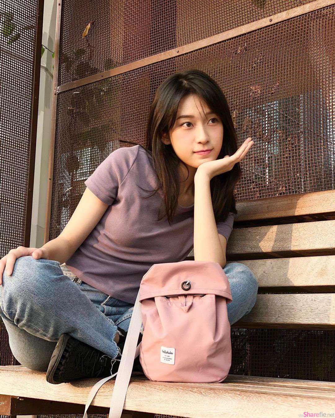 香港正妹Candy,臉蛋超正氣質美女