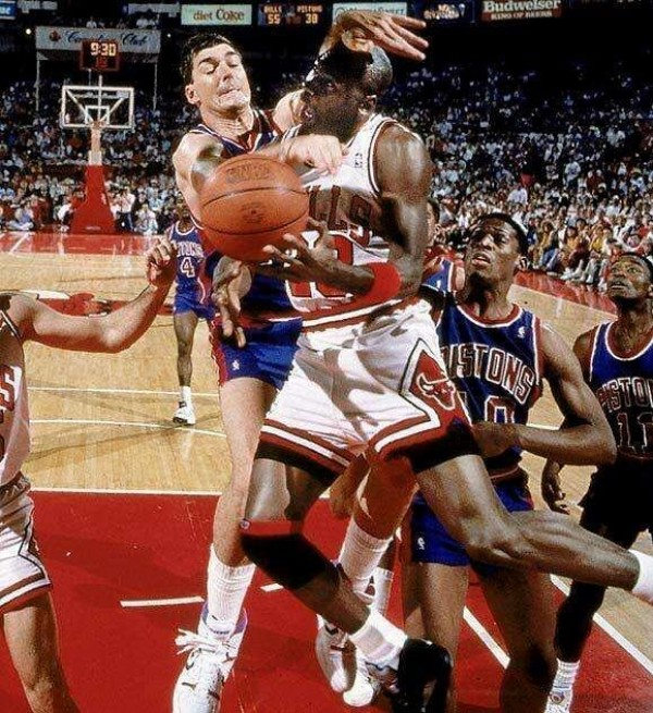NBA歷史最骯髒陣容,格林上不了榜