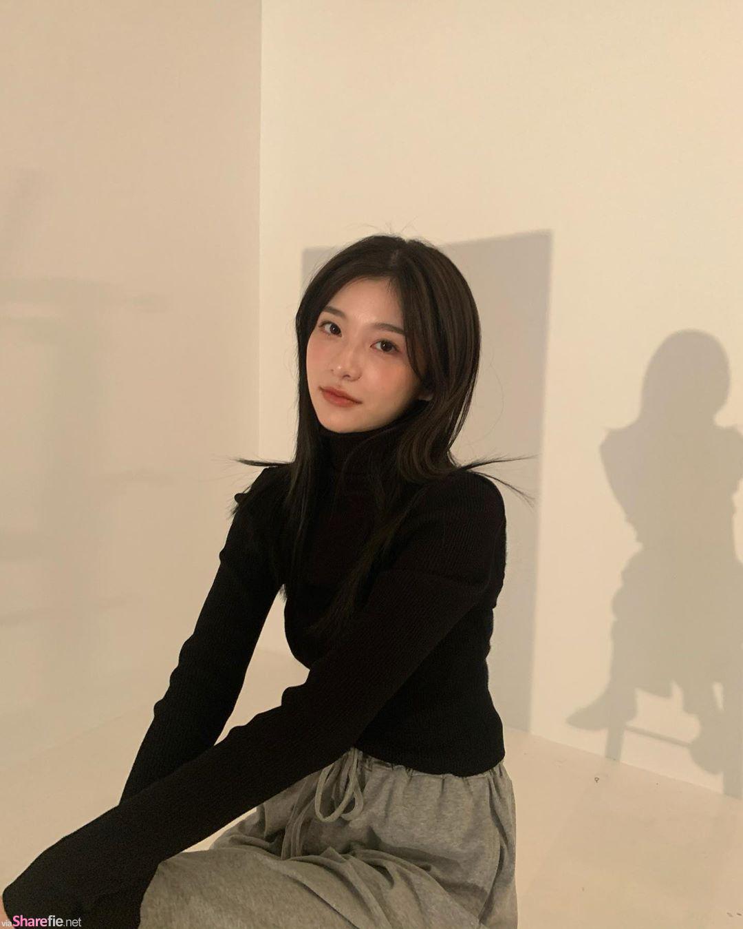 正妹徐子涵,絕美顏值讓人著迷